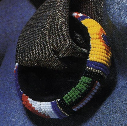 браслет - плетеный